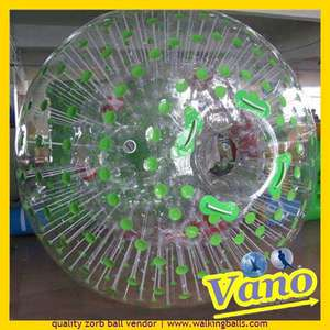 Zorb Ball Bubble Soccer Human Hamster Water Walking Roller